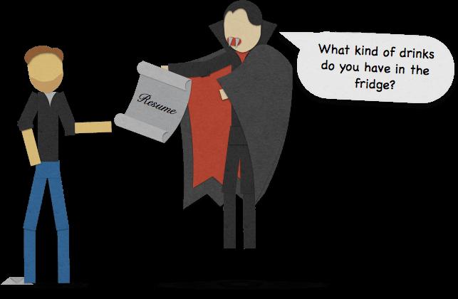 Culture Vampire Resume
