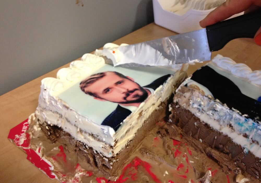The Goz Cake